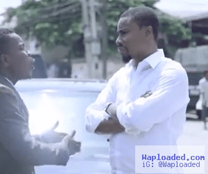 Comedy Skit: The Corporate Beggar